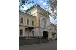 арка с ул.Кирова